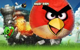 Angry Birds Iphone Game - Wallpaper, High Definition, High Quality ...