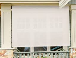 exterior porch shades outdoor patio