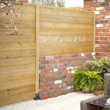 Blooma Neva Pine Slotted Half Round Fence Post H 2 4m W 70mmgreen In 2020 Fence Slats Timber Fencing Wooden Fence