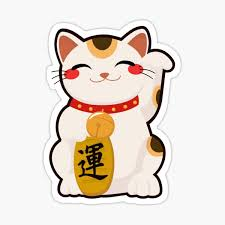 Japanese Lucky Cat Gifts Merchandise Redbubble