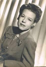 Myrtle Elizabeth BIRD Dougall Holzapel (1921-1996) Profile