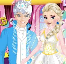 elsa wedding makeup frozen games