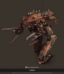 MWO: Forums - King Crab Hero Concepts