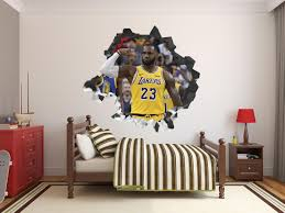 Lebron James Wall Decals Officially Licensed Graphics