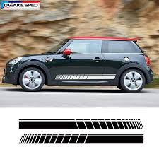 Good And Cheap Products Fast Delivery Worldwide Car Door Side Skirt Sticker On Shop Onvi