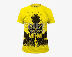 Ant Man Yellowjacket T Shirt Wall Decal Ant Man Wall Decal 61x41in 573x573 Png Download Pngkit