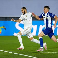 Player Ratings: Real Madrid 2 - Alaves 0; 2020 La Liga - Managing Madrid