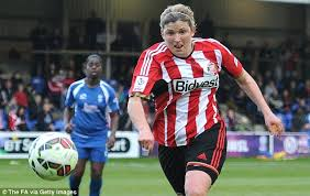 Sunderland Ladies' Abby Holmes seeking legal advice after Kelly Smith  claimed she 'fully intended to hurt me' with tackle | Daily Mail Online