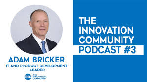 TIC Podcast #3 Adam Bricker - IT and Product Development Leader - YouTube