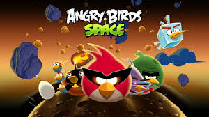 The old version of Angry Birds Space (v1.3.2) - YouTube