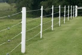 Electric Fence Electric Fence For Gardens Solar