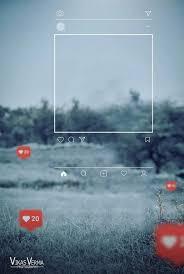 insram editing picsart background
