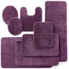 royal velvet plush bath rug collection