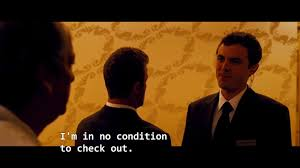 In Oceans Thirteen Turk Keeps His Face Turned From The Five Diamond Award  Judge Because He Served Him As A Waiter Earlier. : MovieDetails