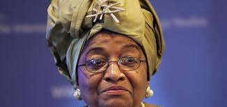 "Ellen Johnson Sirleaf: ""Leymah Gbowee is too young to know what we ..."
