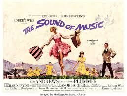 "The Sound of Music (20th Century Fox, 1965). British Quad (30"" X ..."