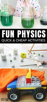 simple physics experiments for kids