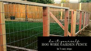Garden Fence Gardening Decoration Trends For Your Home