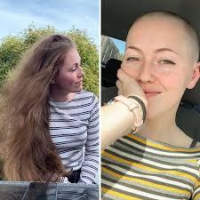 cut off their long hair