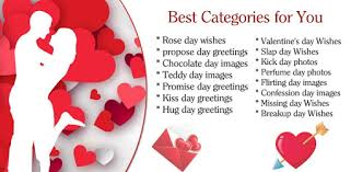 valentine day apps on google play