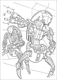 Kleurplaat Star Wars Star Wars Star Coloring Pages Star Wars