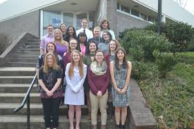 Students Inducted into PTK Honor Society | The Weekly Post