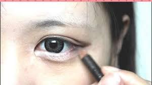 anese big eyes makeup tutorial