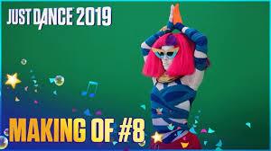just dance 2019 the making of mi mi mi