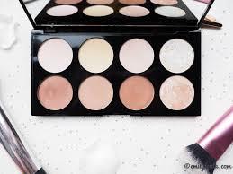 rio pink vanity makeup case box with