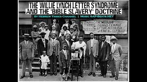 the willie lynch letter syndrome the