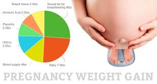 the truth about pregnancy weight gain