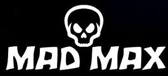 Mad Max Decal Vinyl Sticker Cars Trucks Vans Walls Laptop White 7 5 X 3 In Cci782 Mad Max Store