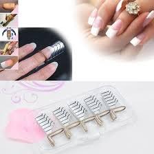 uv gel nail extension acrylic nail art