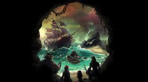 pirates and ship wallpaper hd wallpaper