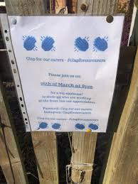 CORONAVIRUS: Clap for Carers in York ...