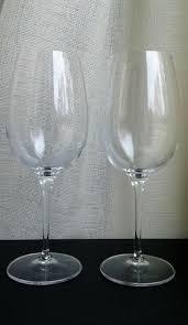 6 luigi bormioli 20oz ricco red wine