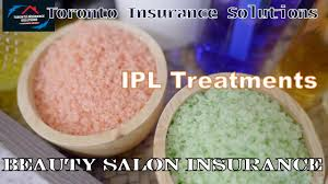 what does beauty salon insurance cover