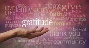 motivational quotes on gratitude is the key that opens