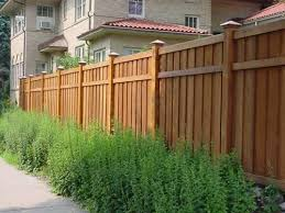 Wood Fencing To Protect Your Garden From Animals Backyard Fences Good Neighbor Fence Wood Fence Design