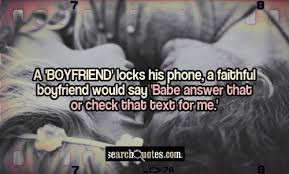 boyfriend trust quotes quotations sayings