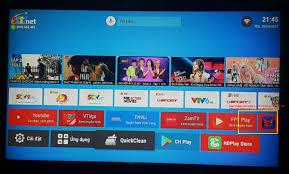 SCTV Android Box Cao cấp - Tặng Remote Voice Search ( Điều khiển ...
