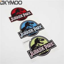 Car Styling Vinyl Decal Automobile Truck Body Window Tail Door Sticker Bumper For The Lost World Jurassic Park Aliexpress