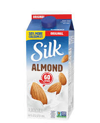 original almondmilk silk