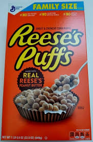 new reese s puffs cereal 20 7 oz free