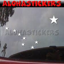 Big Dipper Stars Alaska Flag Vinyl Decal Sticker St15 On Popscreen