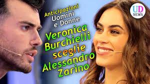 Anticipazioni Uomini e Donne: Veronica Sceglie Alessandro e Tina ...