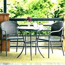 cool bistro table set furniture glass