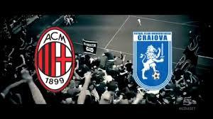 UEFA Europa League 2017/2018 Promo Preliminari Ritorno Canale 5 Milan -  Craiova - YouTube