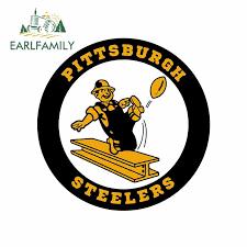Pittsburgh Steelers Streetbadge