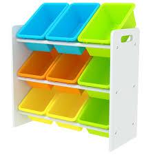 cl toy storage organizer with 9